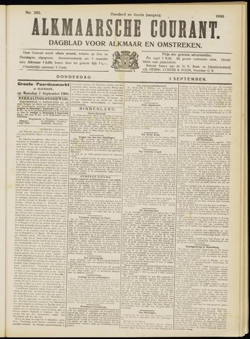 Alkmaarsche Courant 1908-09-03