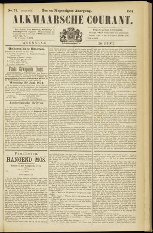 Alkmaarsche Courant 1894-06-20