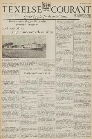 Texelsche Courant 1955-10-12