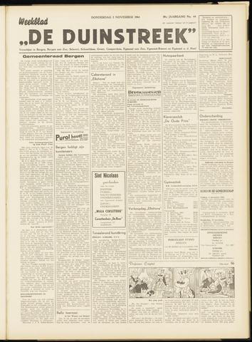 De Duinstreek 1964-11-05