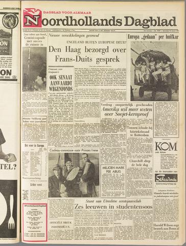 Noordhollands Dagblad : dagblad voor Alkmaar en omgeving 1965-01-20