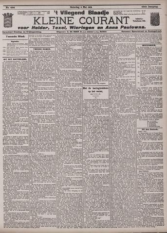 Vliegend blaadje : nieuws- en advertentiebode voor Den Helder 1912-05-04