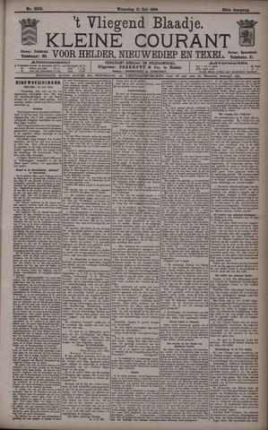 Vliegend blaadje : nieuws- en advertentiebode voor Den Helder 1894-07-11