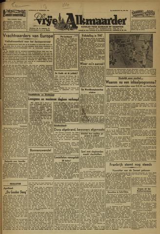 De Vrije Alkmaarder 1946-12-28