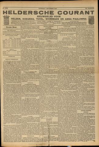 Heldersche Courant 1923-09-01