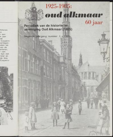 Oud Alkmaar 1985-12-01