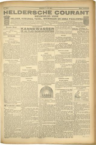 Heldersche Courant 1927-06-07