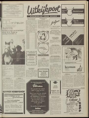 Uitkijkpost : nieuwsblad voor Heiloo e.o. 1979-11-21