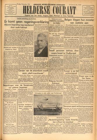 Heldersche Courant 1952-09-02