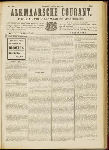 Alkmaarsche Courant 1909-09-08