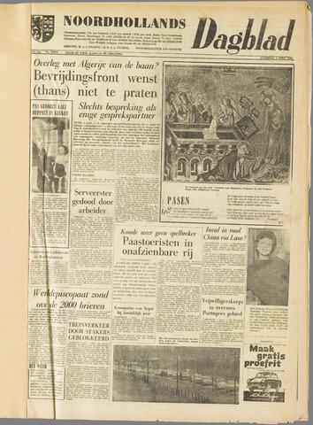 Noordhollands Dagblad : dagblad voor Alkmaar en omgeving 1961-04-01