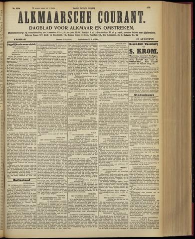 Alkmaarsche Courant 1928-08-10