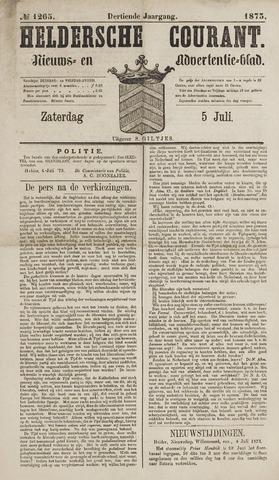Heldersche Courant 1873-07-05