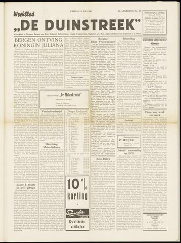 De Duinstreek 1961-07-21