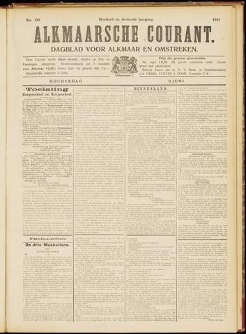 Alkmaarsche Courant 1911-06-15