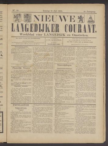 Nieuwe Langedijker Courant 1895-07-21