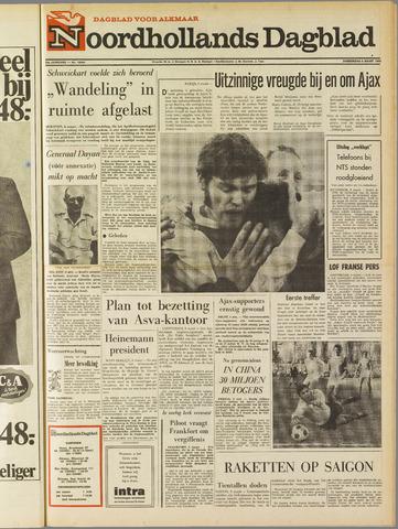 Noordhollands Dagblad : dagblad voor Alkmaar en omgeving 1969-03-06