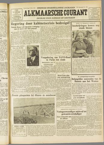 Alkmaarsche Courant 1955-05-12