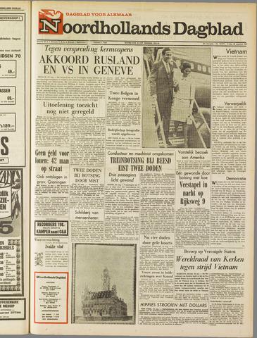 Noordhollands Dagblad : dagblad voor Alkmaar en omgeving 1967-08-25