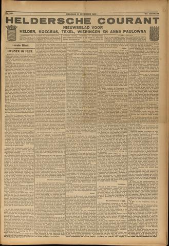 Heldersche Courant 1923-12-31