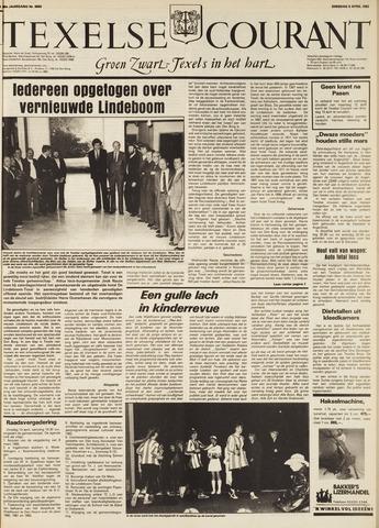 Texelsche Courant 1982-04-06