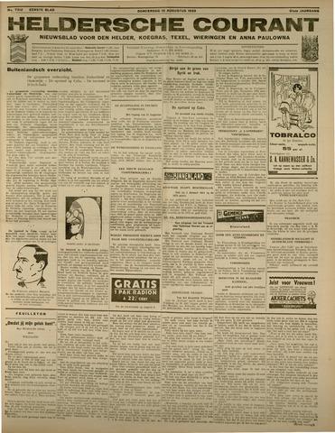 Heldersche Courant 1933-08-10