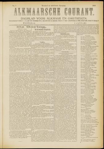 Alkmaarsche Courant 1916-01-05