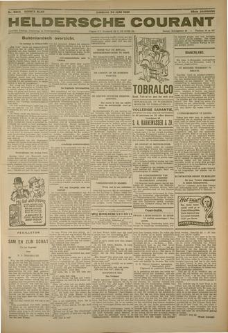 Heldersche Courant 1930-06-24