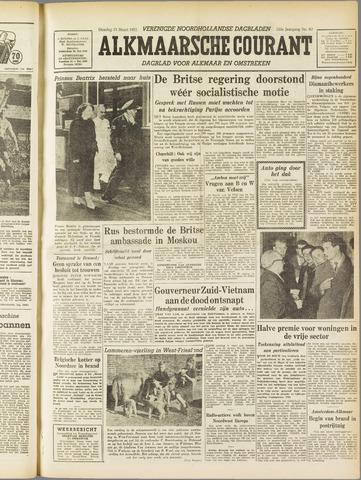 Alkmaarsche Courant 1955-03-15