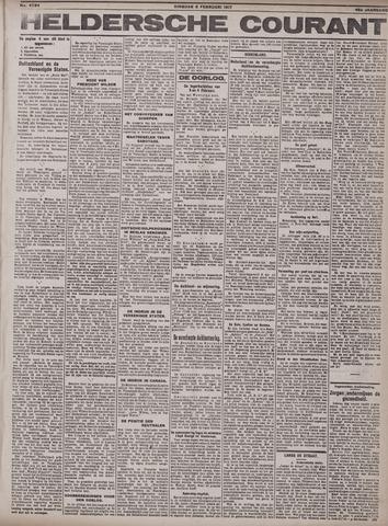 Heldersche Courant 1917-02-06
