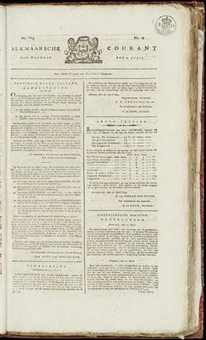 Alkmaarsche Courant 1823-04-21
