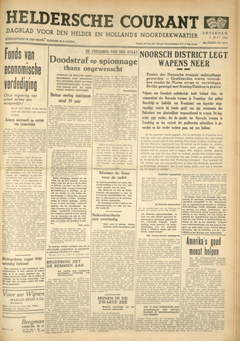 Heldersche Courant 1940-05-04