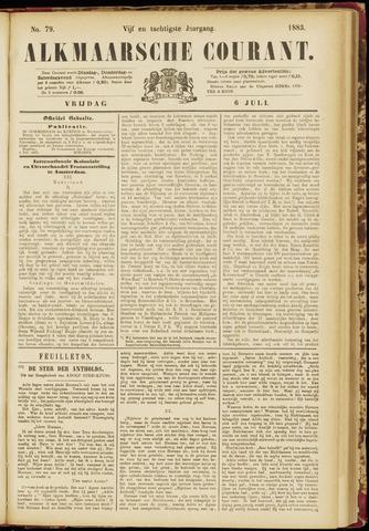 Alkmaarsche Courant 1883-07-06