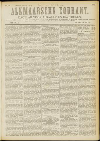 Alkmaarsche Courant 1919-09-30