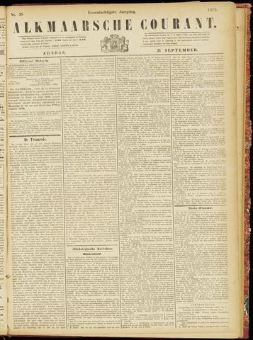 Alkmaarsche Courant 1879-09-21