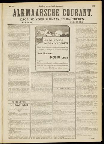 Alkmaarsche Courant 1912-12-02