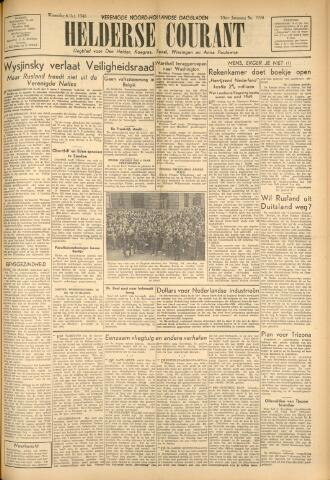 Heldersche Courant 1948-10-06