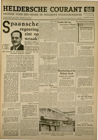 Heldersche Courant 1938-06-27