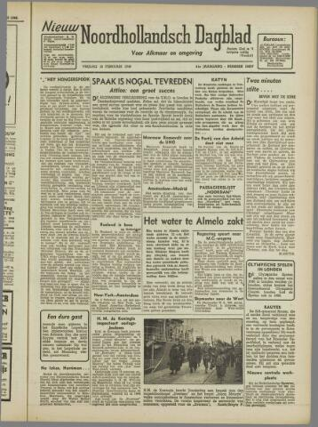 Nieuw Noordhollandsch Dagblad : voor Alkmaar en omgeving 1946-02-15