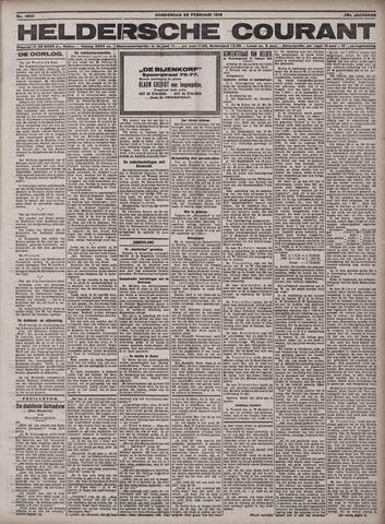 Heldersche Courant 1918-02-28