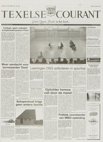 Texelsche Courant 2009-03-06