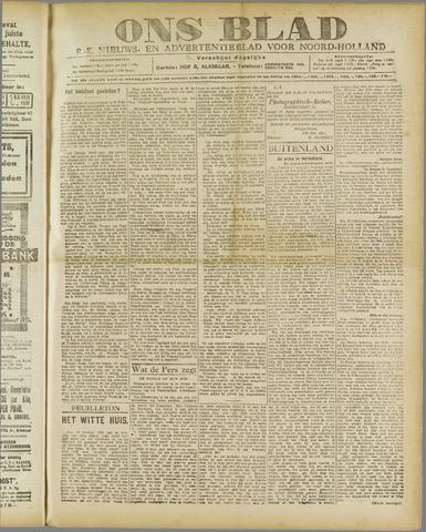 Ons Blad : katholiek nieuwsblad voor N-H 1920-04-17