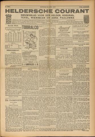 Heldersche Courant 1929-04-20