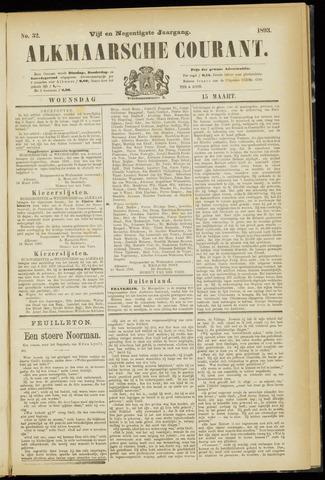 Alkmaarsche Courant 1893-03-15