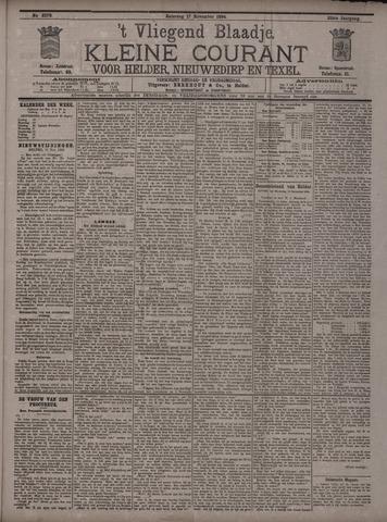 Vliegend blaadje : nieuws- en advertentiebode voor Den Helder 1894-11-17