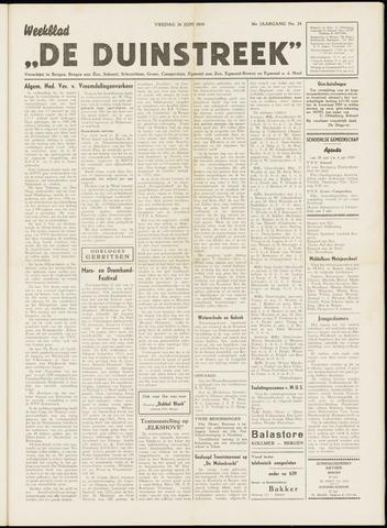 De Duinstreek 1959-06-26