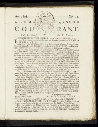 Alkmaarsche Courant 1808-03-21