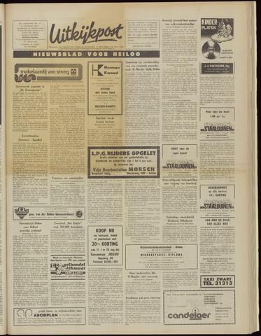 Uitkijkpost : nieuwsblad voor Heiloo e.o. 1974-08-21