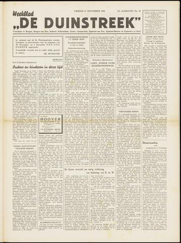 De Duinstreek 1950-11-17