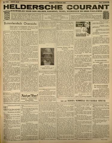 Heldersche Courant 1936-02-04